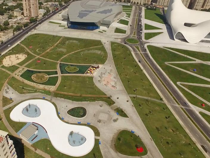 Baku Convention Park
