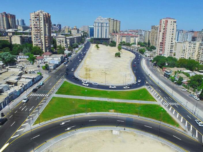 Sovyetski Road Infrastructure