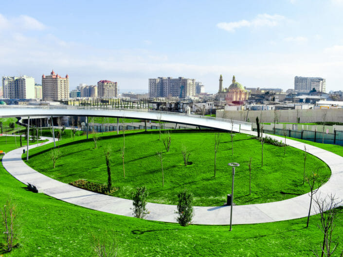 Baku Central Park (Phase 1)