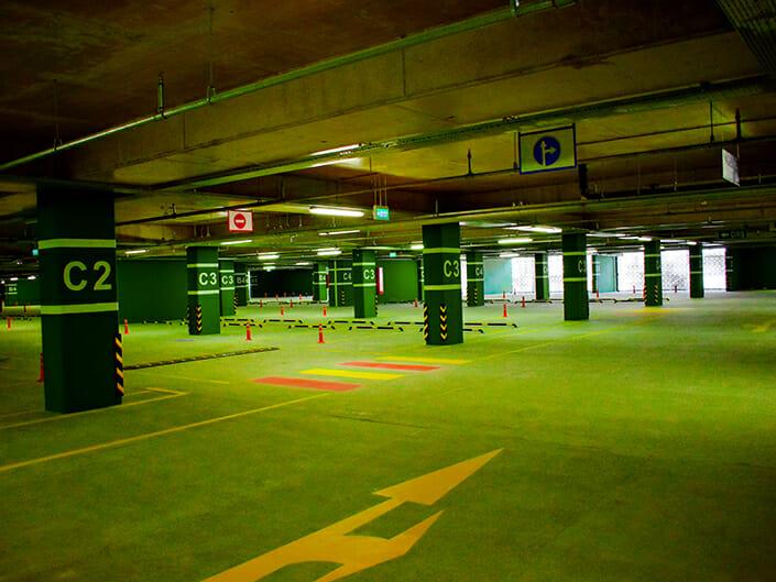 Teze Pir Car Park